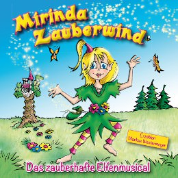 CD-Cover Mirinda Zauberwind